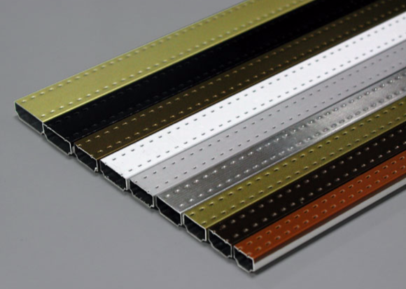 covadis profilglass les intercalaires aluminium et accessoires les croisillons. Black Bedroom Furniture Sets. Home Design Ideas