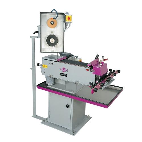 Covadis touret horizontal machines de per age du verre machines scier le verre et tables - Machine a couper le verre ...